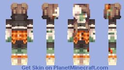 Halloween skin :p Minecraft Skin