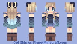 I'll be your flower / Minecraft Skin
