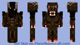 The Mothman Returns? [Urban Legend - Contest] Minecraft Skin
