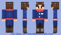 Patryk - Eddsworld Minecraft Skin