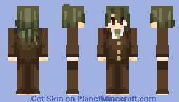 """gentleman"" - gonta gokuhara - danganronpa v3: killing harmony - [request] Minecraft Skin"