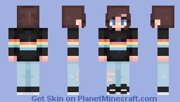 Oophelia || Skin Trade / Reshade Minecraft Skin