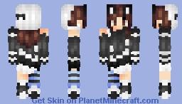 """🎶ℒε!𝓪🎶 ~ """"No one can be just like me anyway"""" ~ Birthday Gift {Popreel} Minecraft Skin"""