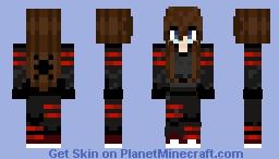 "⟣Arachnophobia⟢ ""AHHHH GET IT OFF OF ME!!"" ⟢Skintober Day 4⟢ Minecraft Skin"