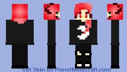 ღ  ムーンガール ღ Minecraft Skin