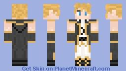 Synchronicity Len Minecraft Skin