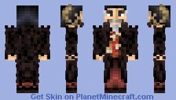 Monty Pythons Holy Grail - Tim Minecraft Skin