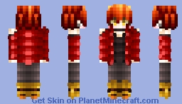 🐬Not All Vampires Are Pastey Skin And Sparkly! Sheesh, I Don't Sparkle At All.. What Vampire Does That?🐬 [Skintober Day 22 2017 Vampire] Minecraft Skin