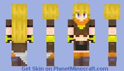 Yang Xiao Minecraft Skin