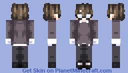 Haruhi Fujioka ~ OHSHC Minecraft Skin