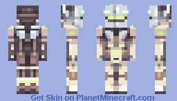 Touché // Genji + 2 other versions Minecraft Skin