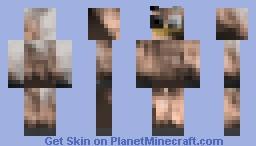 body Minecraft Skin