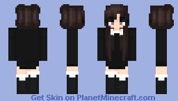Highschooler Minecraft Skin