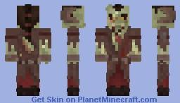 Jaukon Voorheeuk [ Orc ] Minecraft Skin