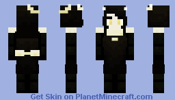 Alice Angel | Bendy and The Ink Machine Minecraft Skin