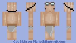 [LOTC] Cave Goblin Minecraft Skin