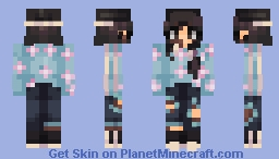 -butterfly soup [diya version 4]- Minecraft Skin