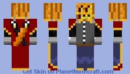 Headless Horseman Obsidian Minecraft Skin