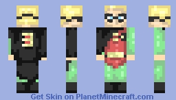 Guess who's back Minecraft Skin