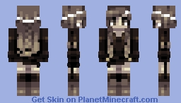 Fading Away Minecraft Skin