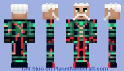 Fred (Imaginary) (Minecraft Story Mode) Minecraft Skin