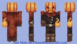 ANOTHER HEADLESS HORSEMAN!!  You're kidding right? Minecraft Skin