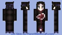 Itachi Uchiha Minecraft Skin