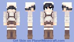 Tch, brat. Minecraft Skin