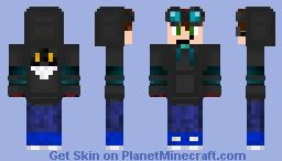 JamesTDG (New Hoodie) Minecraft Skin