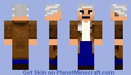 Detective Jared Marley Minecraft Skin