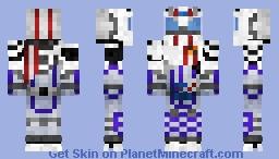 Kamen Rider Chaser Mach 仮面ライダーチェイサーマッハ Minecraft Skin