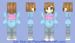 wwops, more gifts   for PhluffyPhil Minecraft Skin