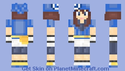 May / Haruka / Sapphire ( Pokémon ) Minecraft Skin