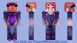 MOIRA!!!!!! Minecraft Skin