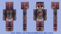 don't you hate it when someone answers their own questions? Minecraft Skin