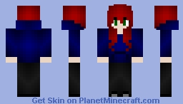 [𝒜𝓊𝓉𝓊𝓂𝓃] 𝐿𝑜𝓋𝑒 𝒾𝓈 𝐵𝓁𝒾𝓃𝒹 Minecraft Skin