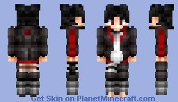 Kor G Nara Minecraft Skin