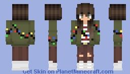 Joyce byers Minecraft Skin