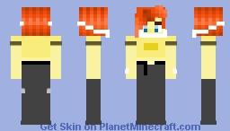 こんにちは~ Minecraft Skin