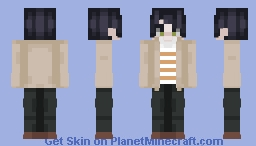 Mike - Stranger Things Minecraft Skin