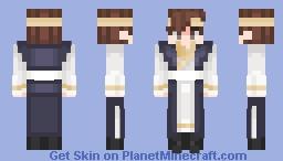 Hanbok Minecraft Skin