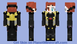 Moira - Overwatch (Healer version) Minecraft Skin
