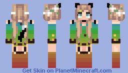 b♥e♥a♥u♥t♥y♥ Minecraft Skin