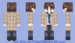 sanha . Minecraft Skin