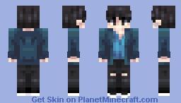 leo . Minecraft Skin