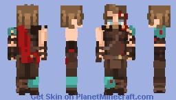 Thor (Ragnarok) Minecraft Skin