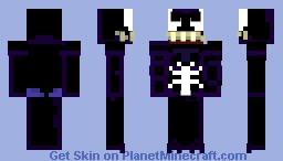 Venom (not shaded) Minecraft Skin