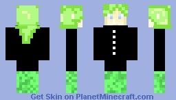 Verde Minecraft Skin