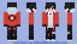 Min Yoongi (Suga) - BTS - Not Today Minecraft Skin