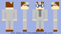 Aspirin60's request Minecraft Skin